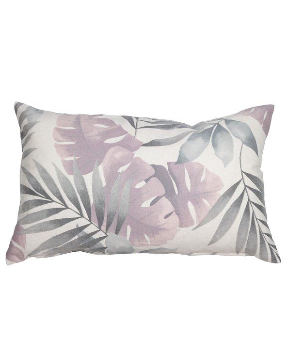 Gray Bohemian cushion 30x50 cm