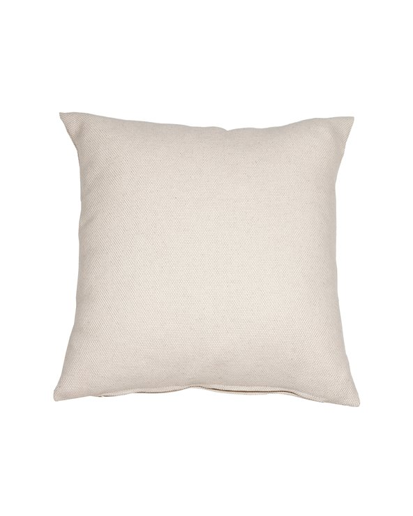 Beige Hemp cushion 45x45 cm