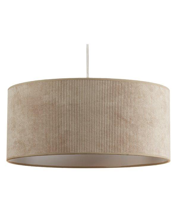 Lámpada de teito pana area 45x45 cm