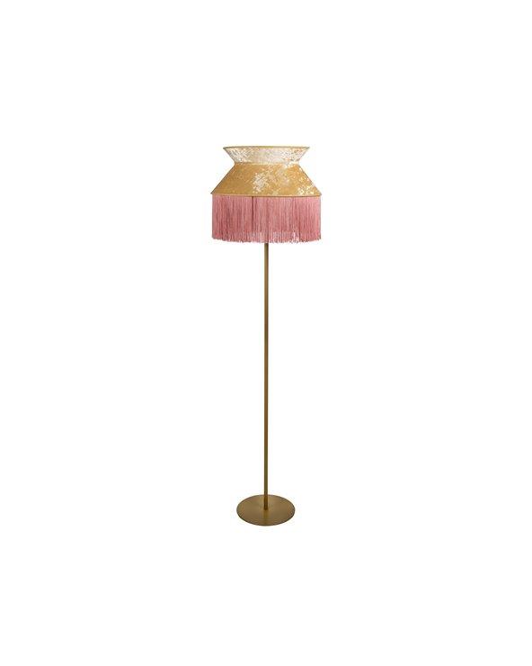 Pink Cancan floor lamp