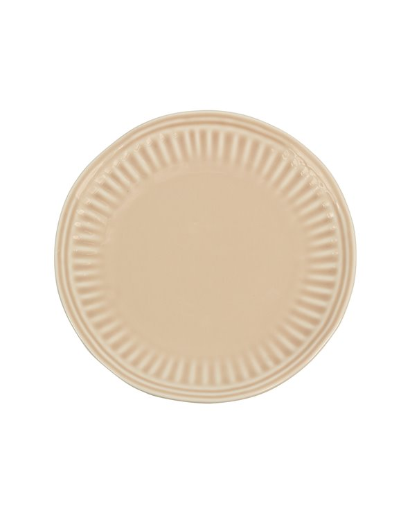 Abitare pink dessert plate