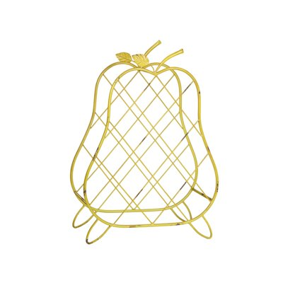 Metall-Wein basket