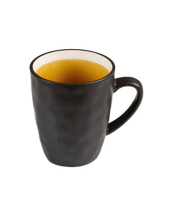 Tasse moutarde Abitare