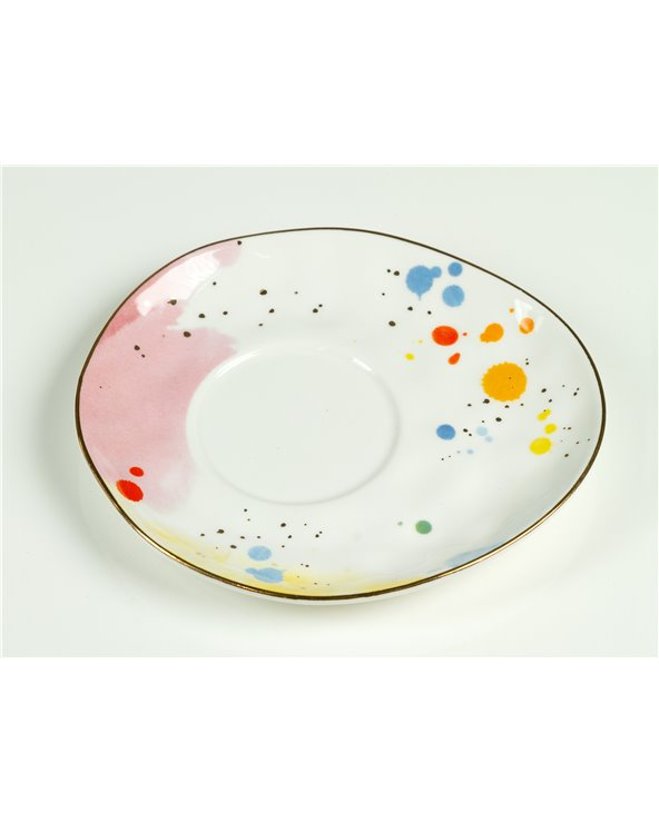 Set de 2 cuncas con prato Colour