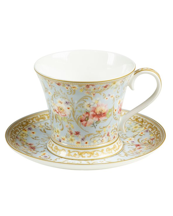Majestic cup with saucer