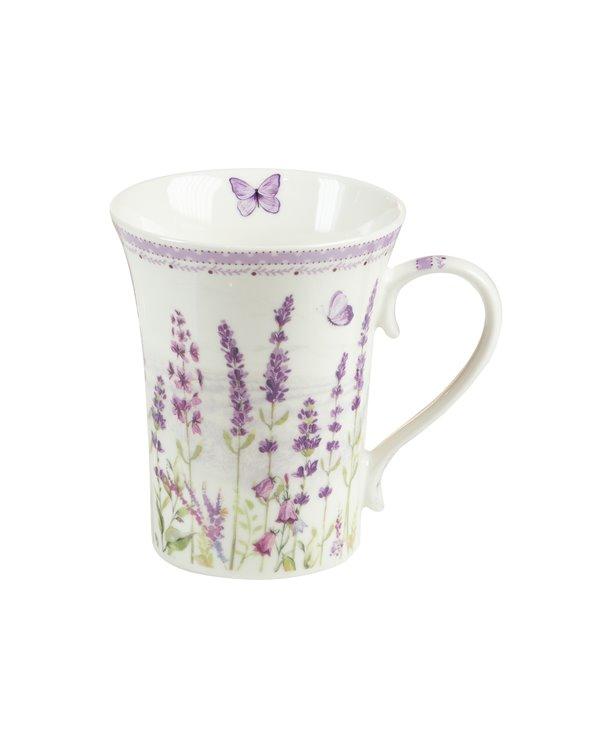 Lavander Mug