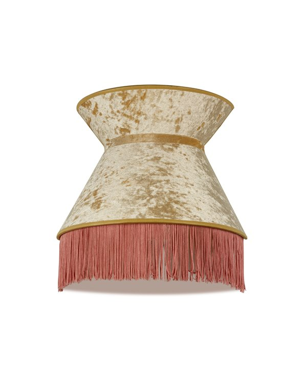 Pink Cancan wall light