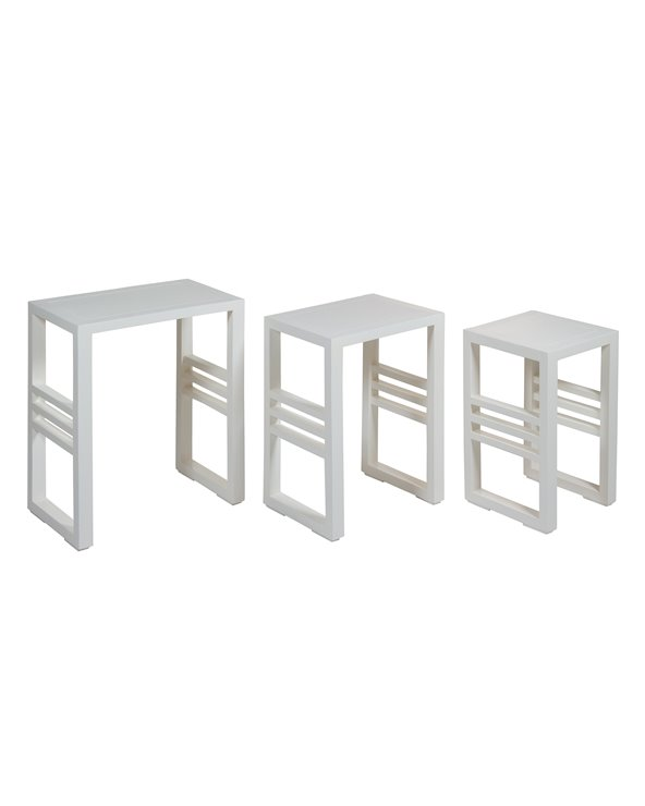 Set 3 side tables