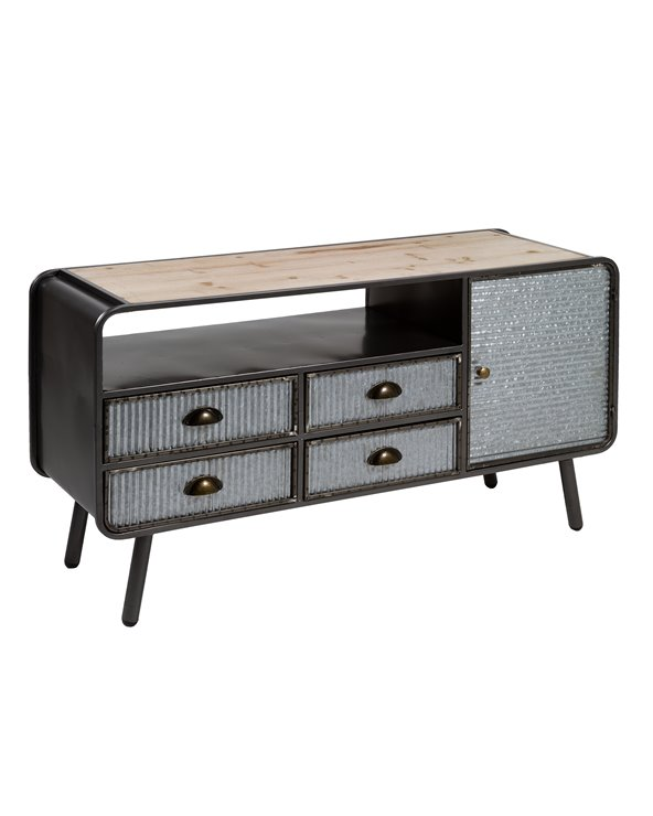 Industrial TV table
