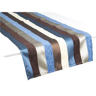 Camí de taula Motegi blau