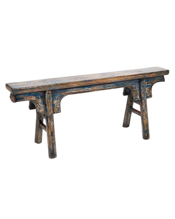 Aged bench