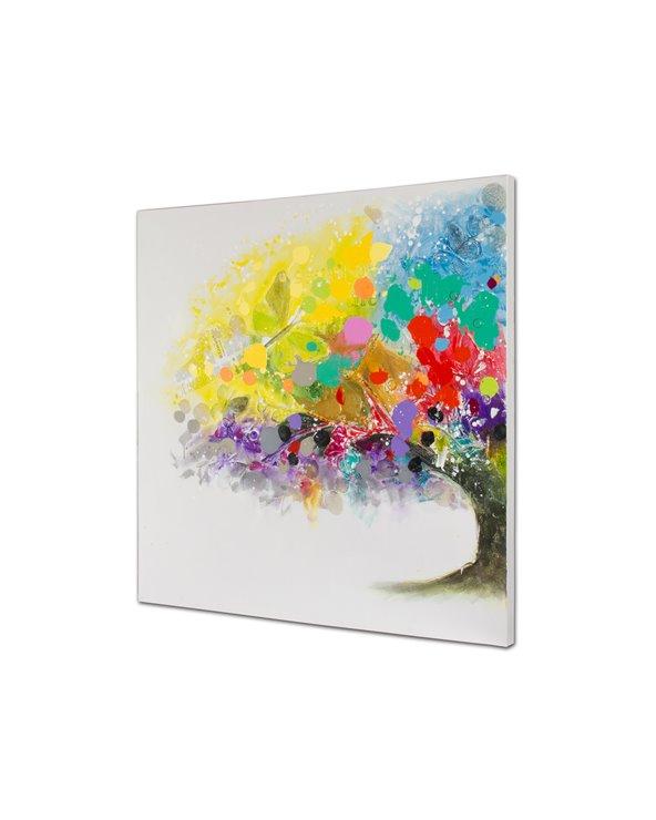 Öl Gemälde 100 x 100 CM