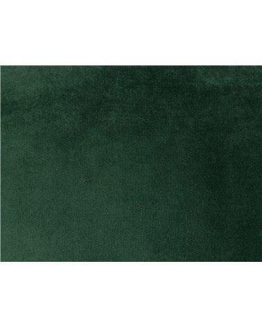 Cojín Velvet verde 30x50 cm