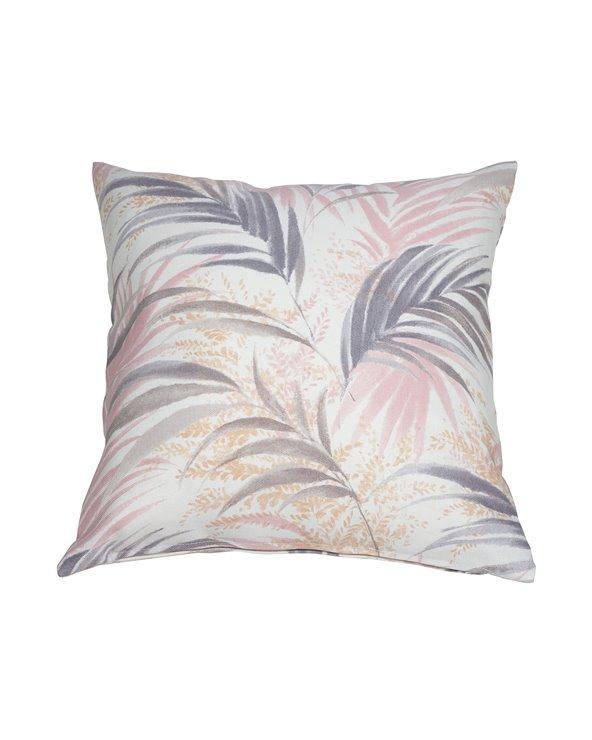 Pink Macapa cushion 45x45 cm