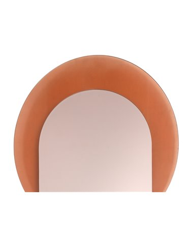 Espello decorativo rosa