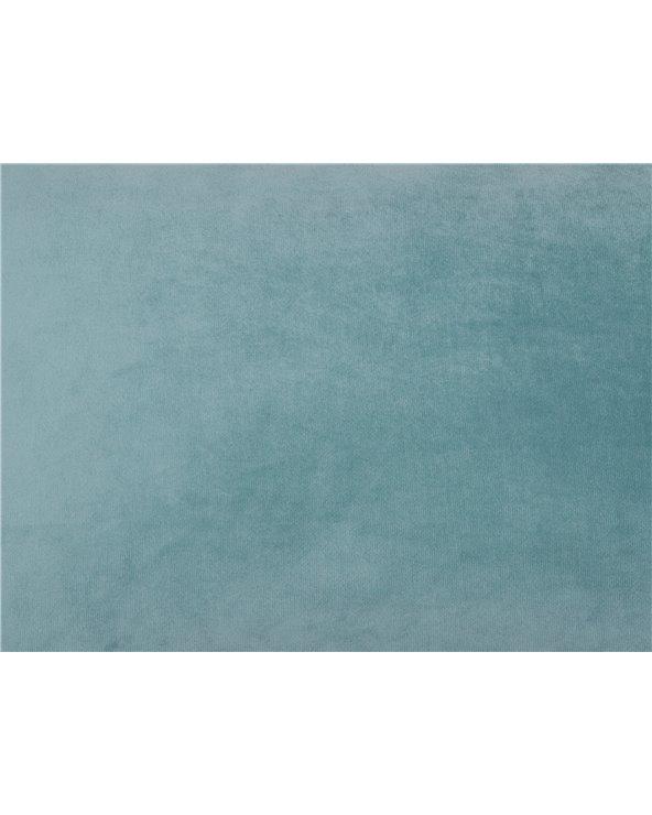 Cojín Velvet aqua 30x50 cm