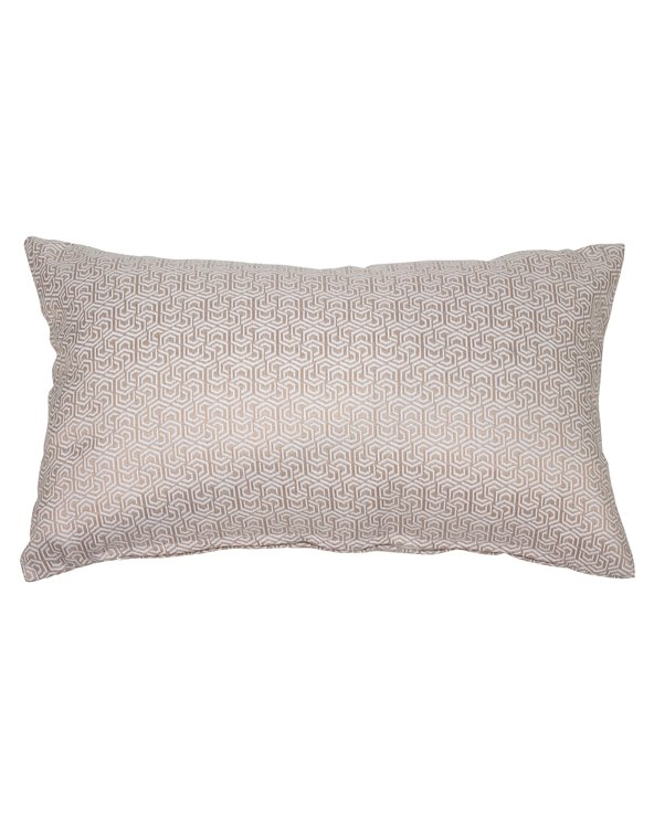 Beige Stela cushion 30x50 cm