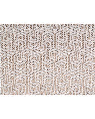 Coxín Ronsel beige 30x50 cm