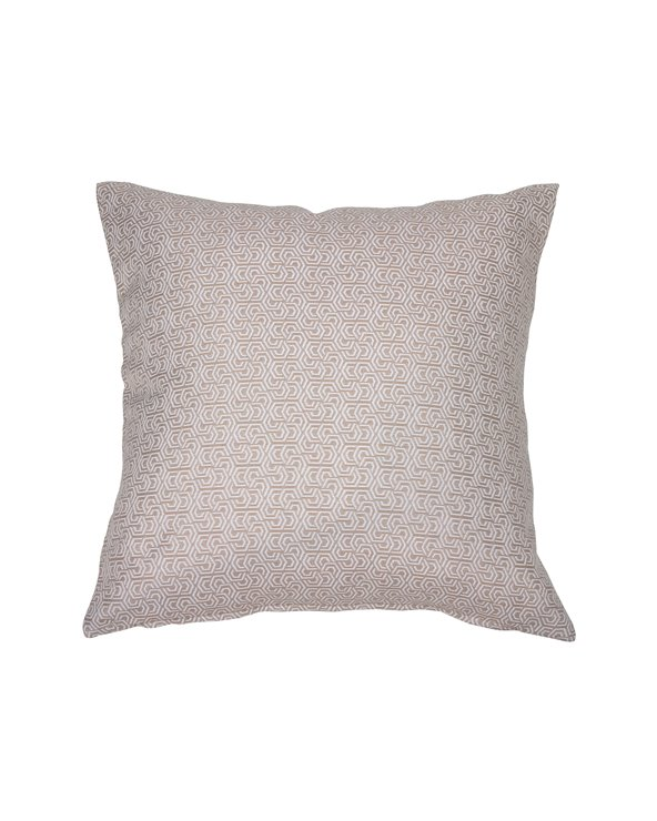 Beige Stela cushion 45x45 cm