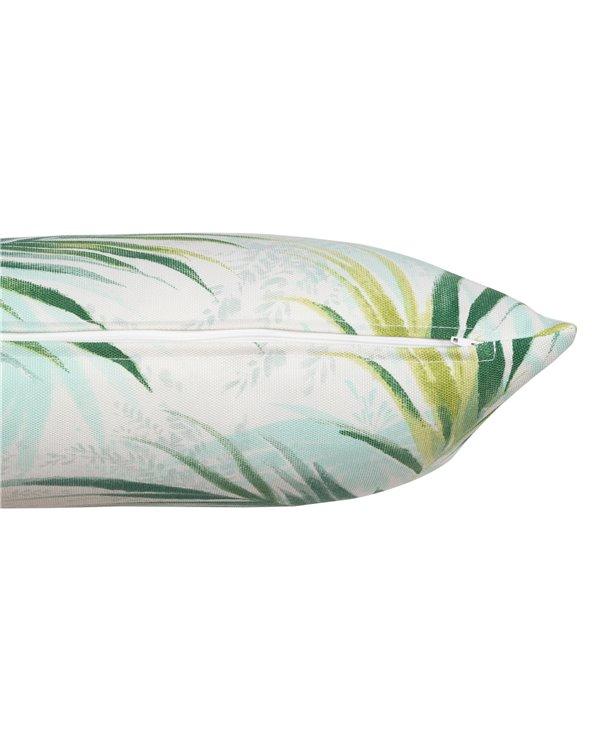 Green Macapa cushion 30x50 cm