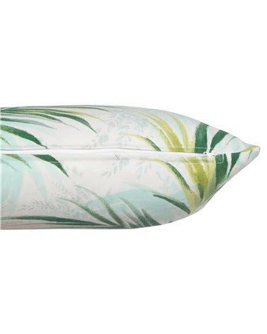Coxín Macapa verde 30x50 cm