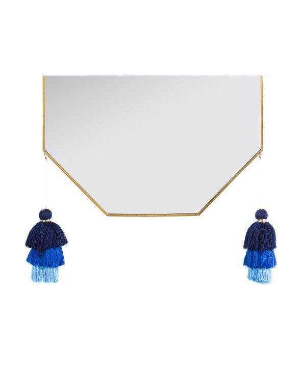 Tassel mirror