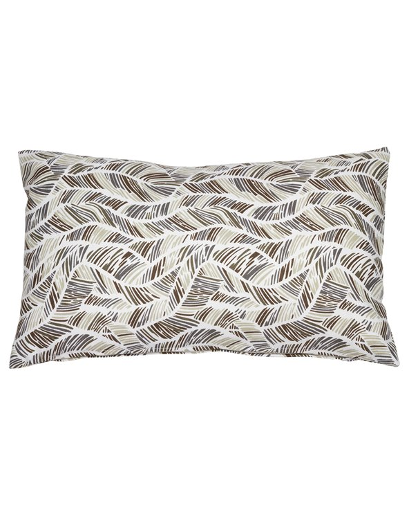 Adan cushion coordinated Brown 30x50 cm
