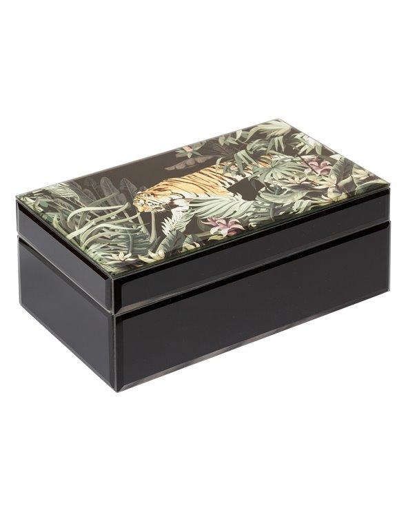 Caixa xoieiro tigre