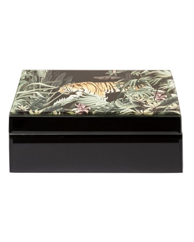Caja joyero tigre