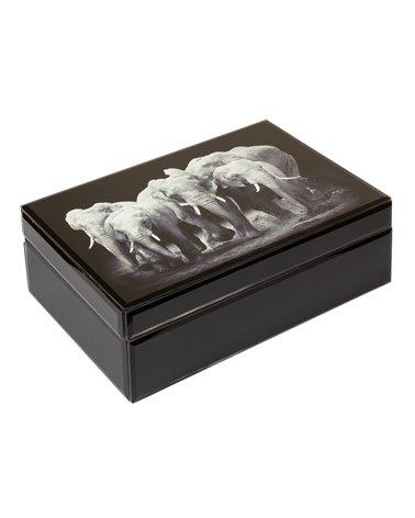 Caja joyero elefante