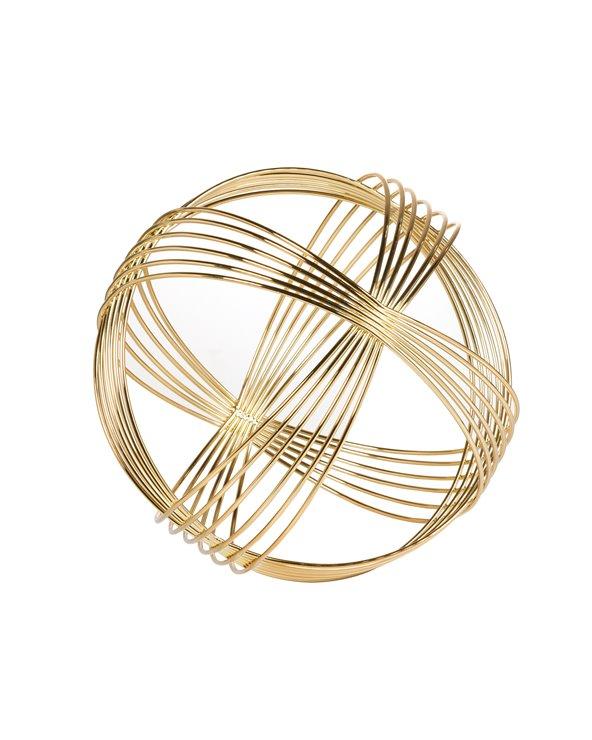 Figurine Décorative Sphère 25 cm