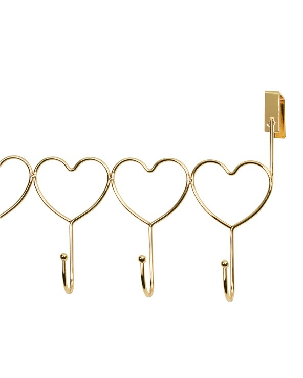 Heart coat rack