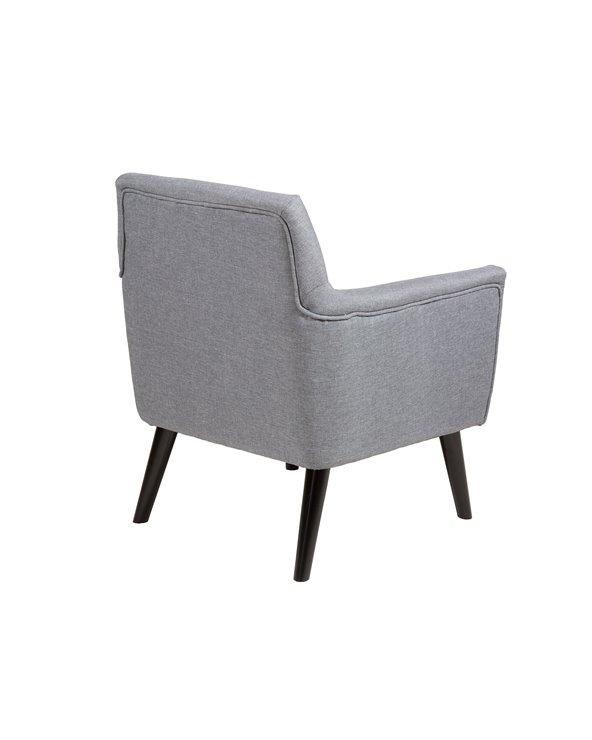 Sillón Fabric gris