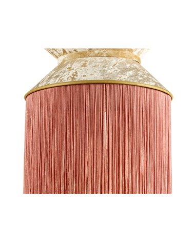 Pink Cancán ceiling lamp 30x30 cm