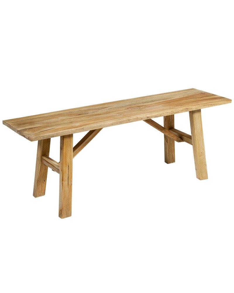 Siep wooden bench
