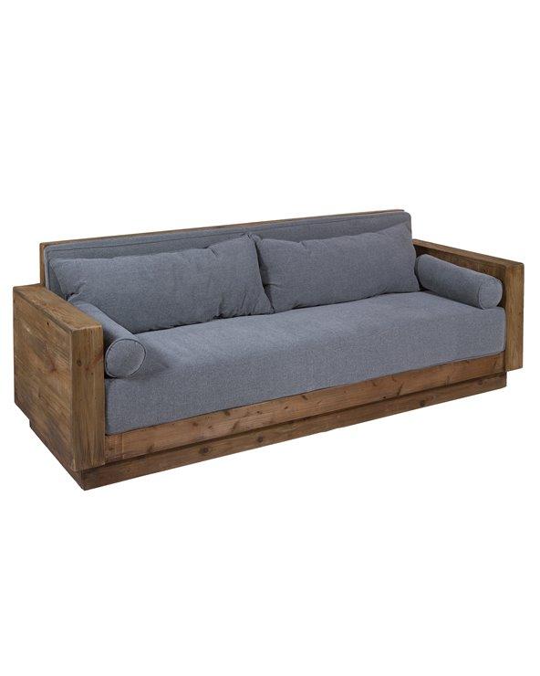 Sofá de 3 plazas Bunta