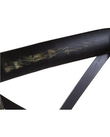 Cadira aspes negra