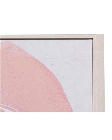 Pastel schilderij