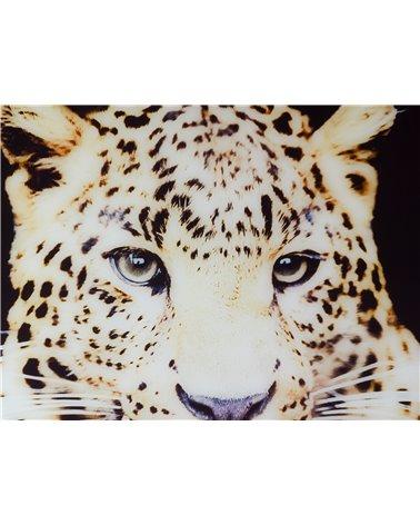 Luipaard schilderij