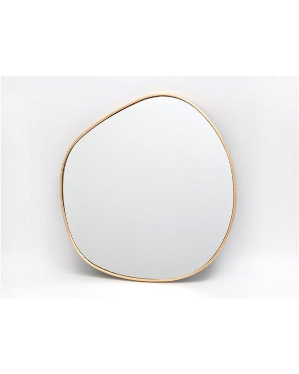 Ongelijke decoratieve spiegel
