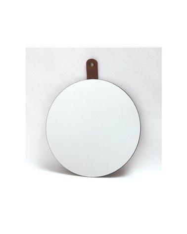 Decorative mirror hang