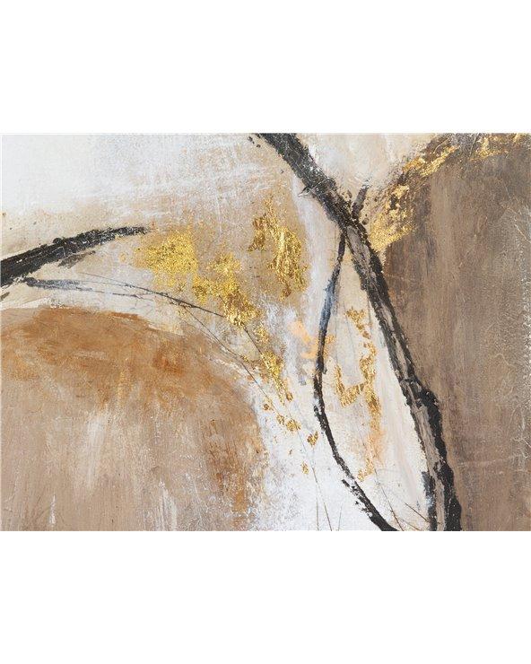 Set 2 cadros óleo cub
