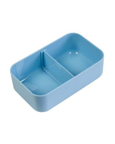 Fiambrera Abstract azul