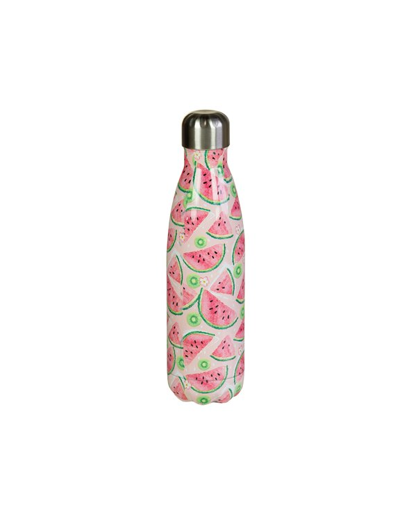 Watermelon metal bottle 500 ml