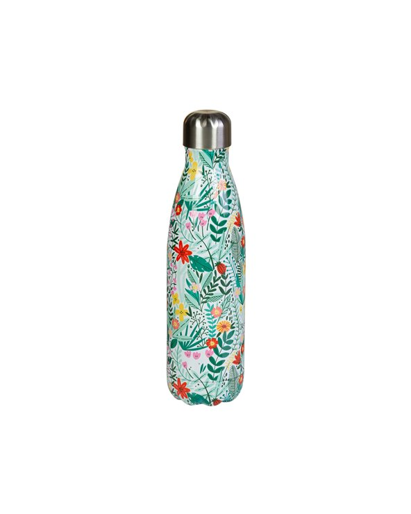 Botanic metal bottle 500 ml