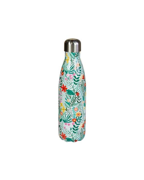 Metalowa butelka Botanic 500 ml