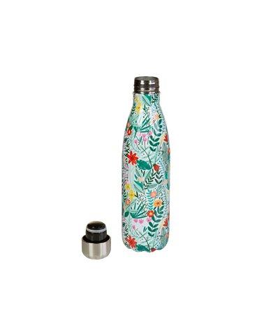 Botella metalica Botanic 500 ml