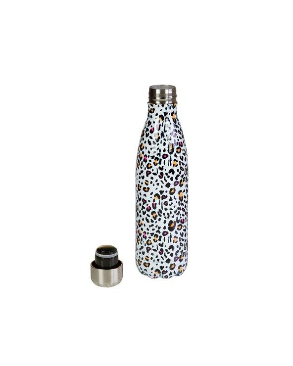 Botella metalica Animalier 500 ml