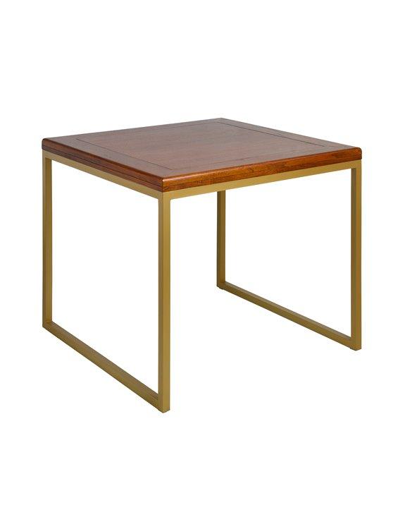 Quadratischer Tisch CONTINENTAL