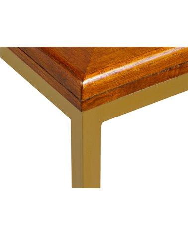 Mesa cuadrada Continental